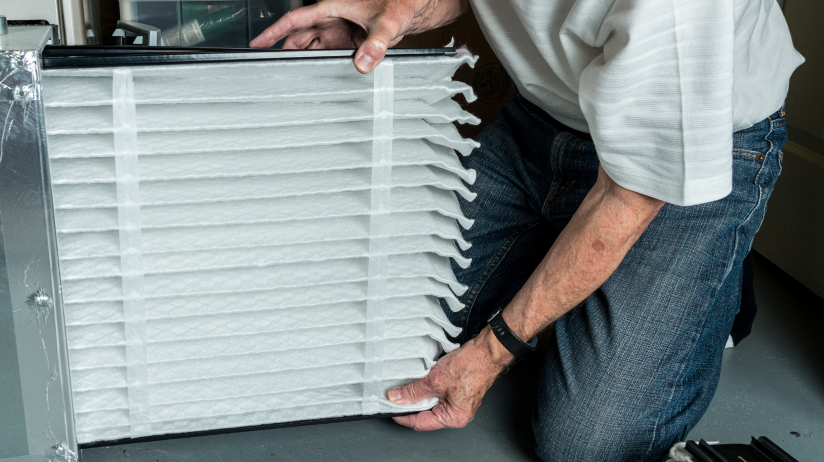 Air Filters, a Critical Piece of a HVAC System in Belton